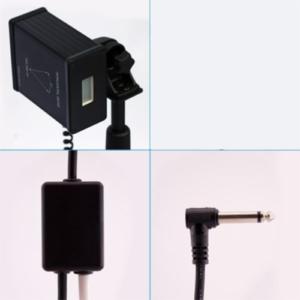 Bedalarms SB6.5MONOCB(PL) Sensor Beam Mono Plug with Pole & Base Set